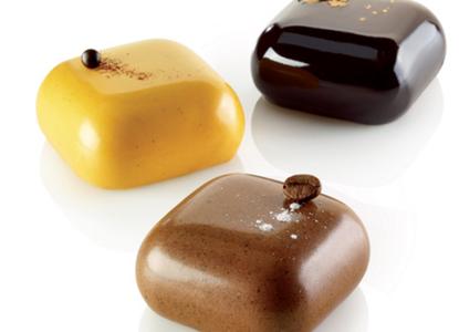 4 rodzaje form silikonowych do pieczenia